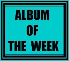 Album of the week logo cyan