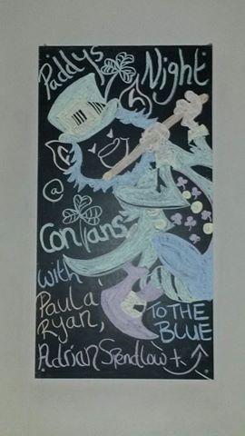 Conlans Poster
