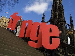 Ed Fringe steps