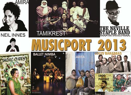 Musicport poster