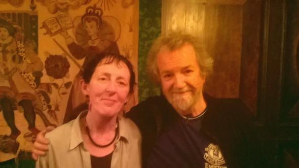 PR and Andy Irvine