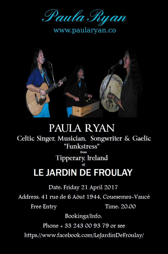 Poster for Le Jardin de Froulay