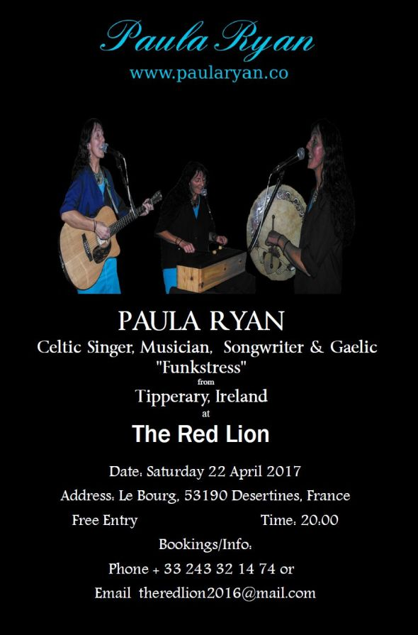 Poster for The Red Lion