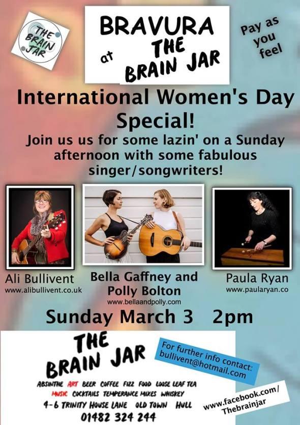 Bravura International Women's Day Special