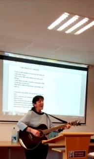PR at Women in Traditional & Folk Music Symposium