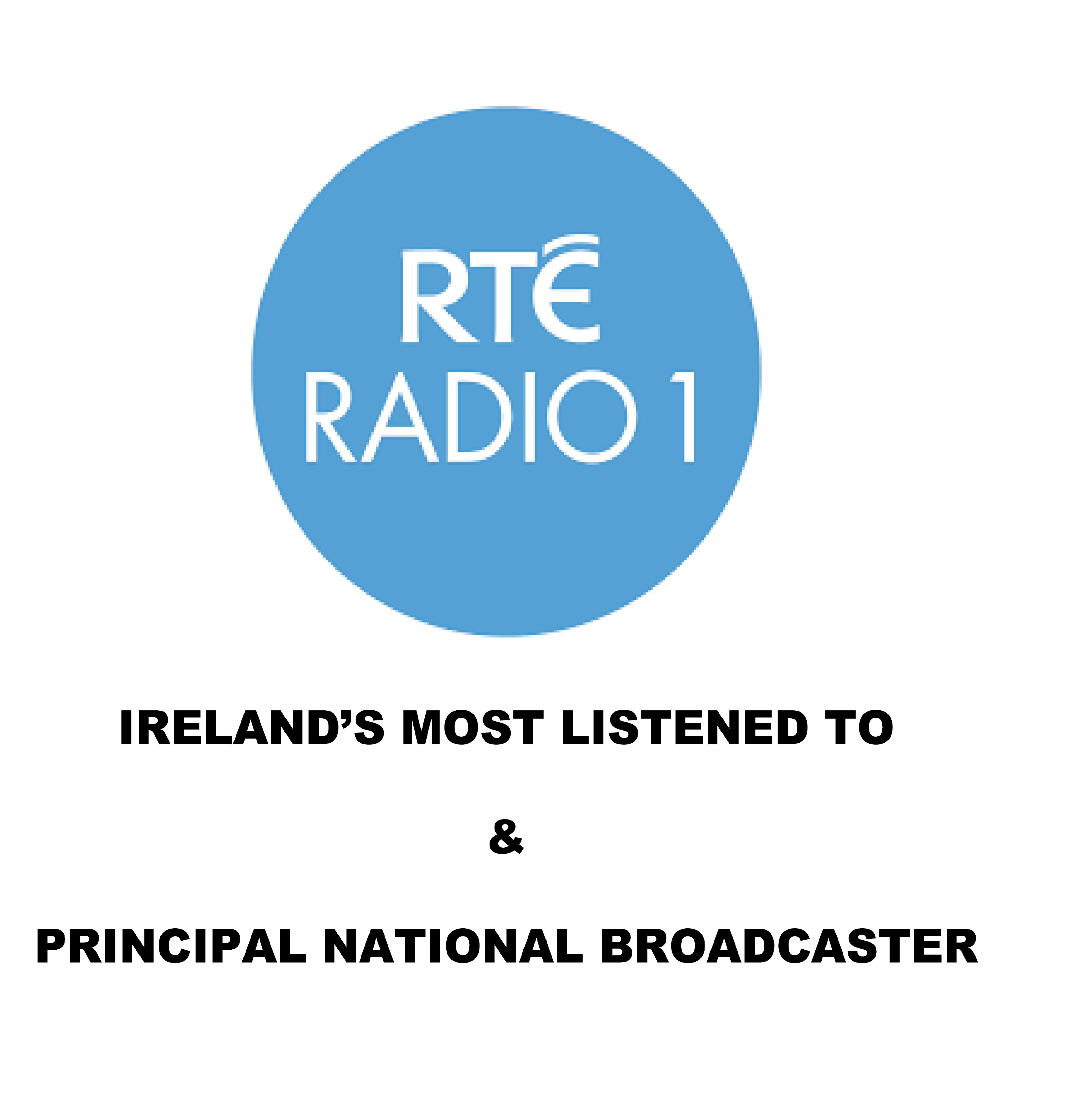 RTE logo and strapline