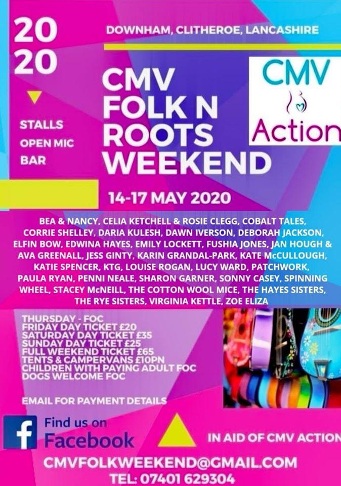 CMV Festival Poster